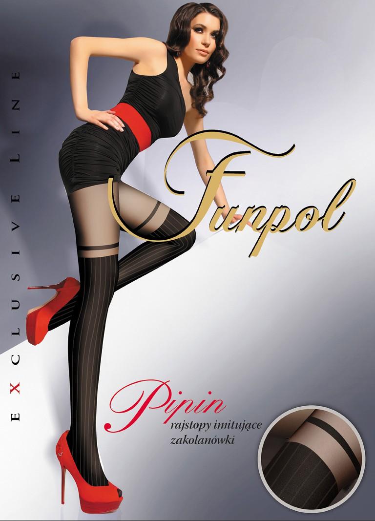 SEXY Rajstopy FUN-POL model PIPIN 60 den