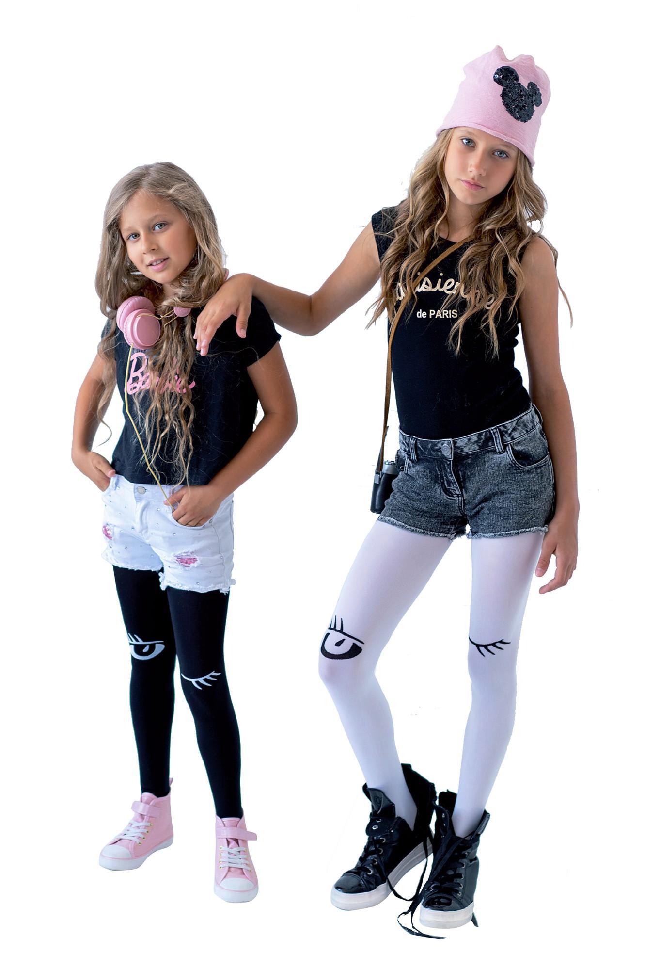 Rajstopy dziewczęce marki KNITTEX model BLINK 40 DEN