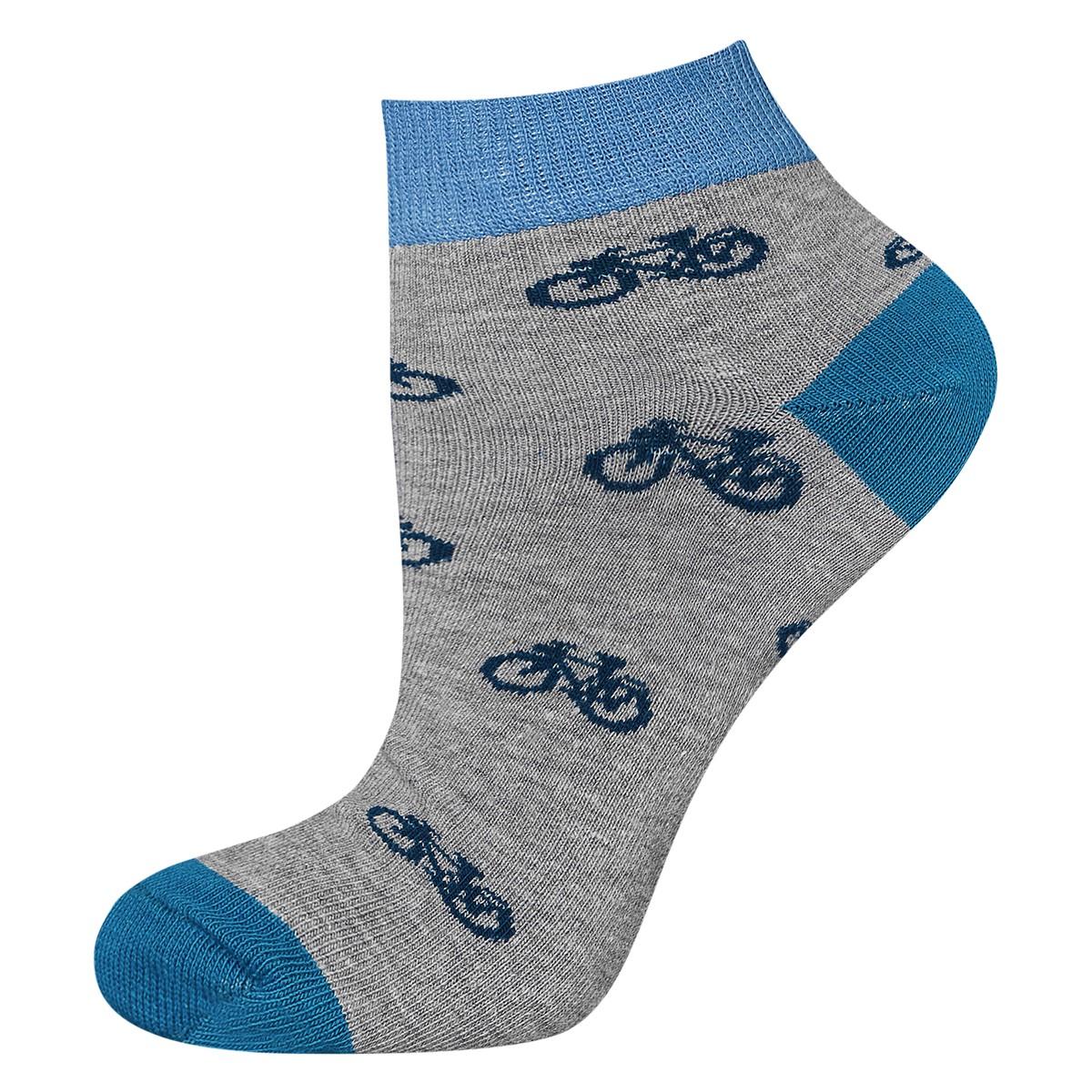 Skarpetki zakostki męskie SOXO GOOD STUFF - rower