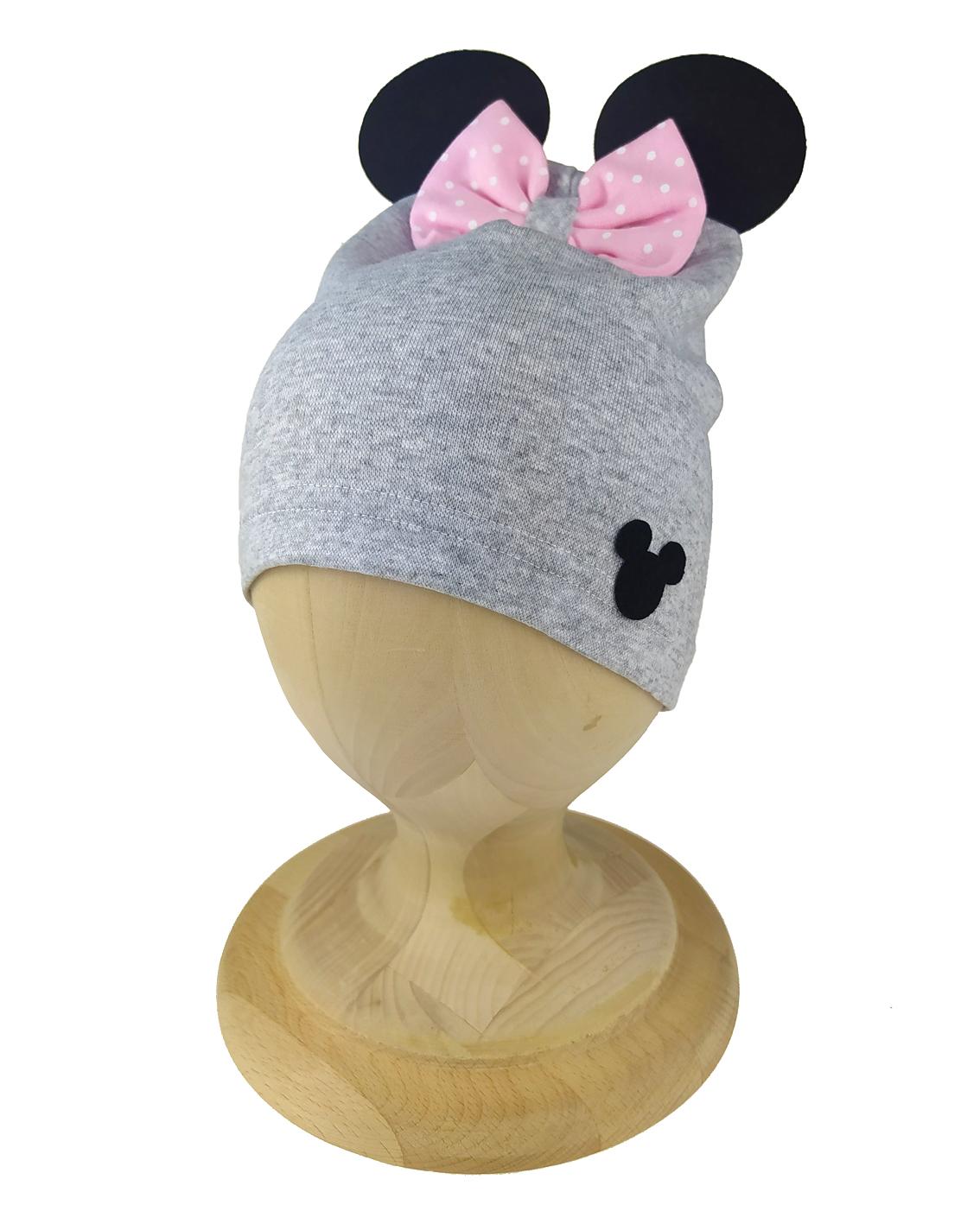 Czapka myszka miki
