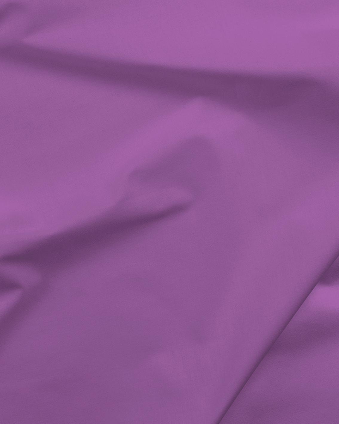 Bawełna pętelkowa typu dresówka. Kolor fioletowy. Gramatura 240g.