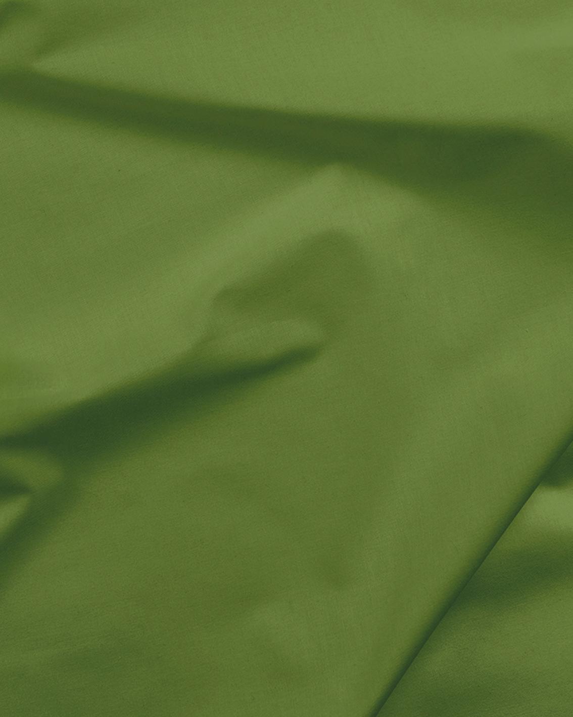 Bawełna pętelkowa typu dresówka. Kolor khaki. Gramatura 240g.